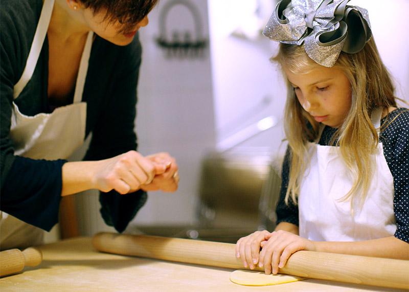 Il Salotto di Penelope corsi di cucina a Bologna